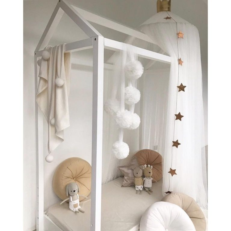 Spinkie Baby | Dreamy Canopy | White