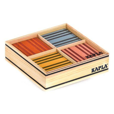 KAPLA Octocolour Building Planks Boards in 8 colours Octocolor