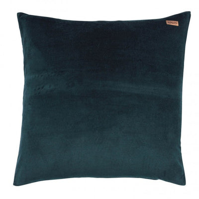 Kip and Co | Velvet Euro Cushion Cover | Alpine Green