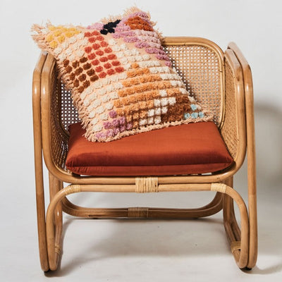 Kip and Co | Durie Shag Wool Cushion Cover | Island Life