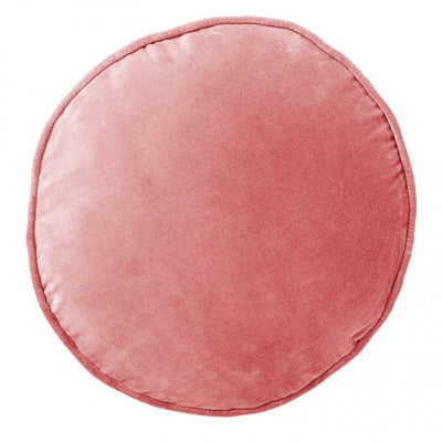 Kip and Co | Velvet Filled Pea Cushion | Smokey Pink