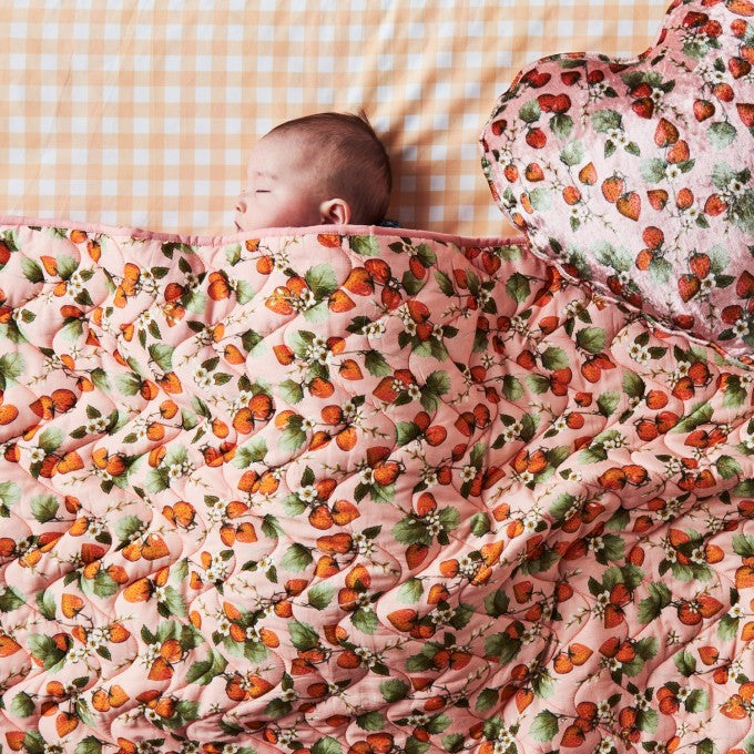 Kip and Co | Quilted Bedspread Comforter | Cot | The Patch