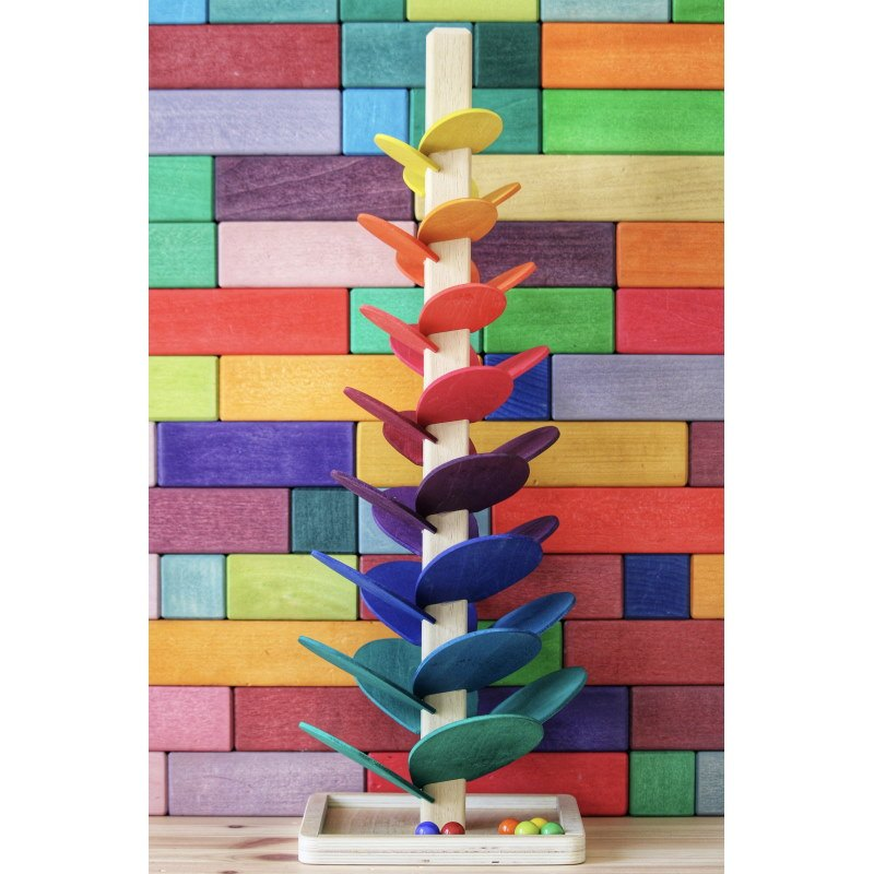 Magic Wood | Marble Sounding Tree | Small Medium 48cm
