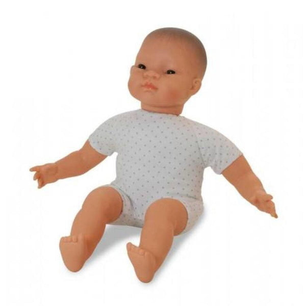 Miniland | Soft Bodied Baby Doll 40cm | Asian