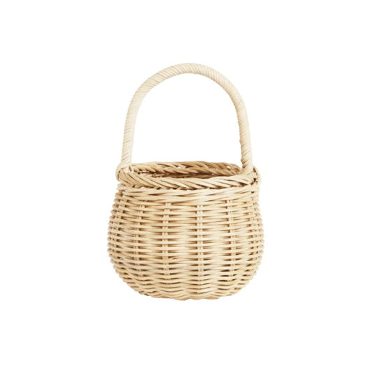 Olli Ella | Berry Basket | Straw