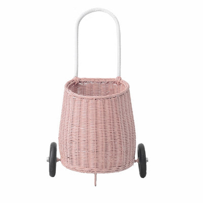 Olli Ella | Luggy Basket | Rose Pink