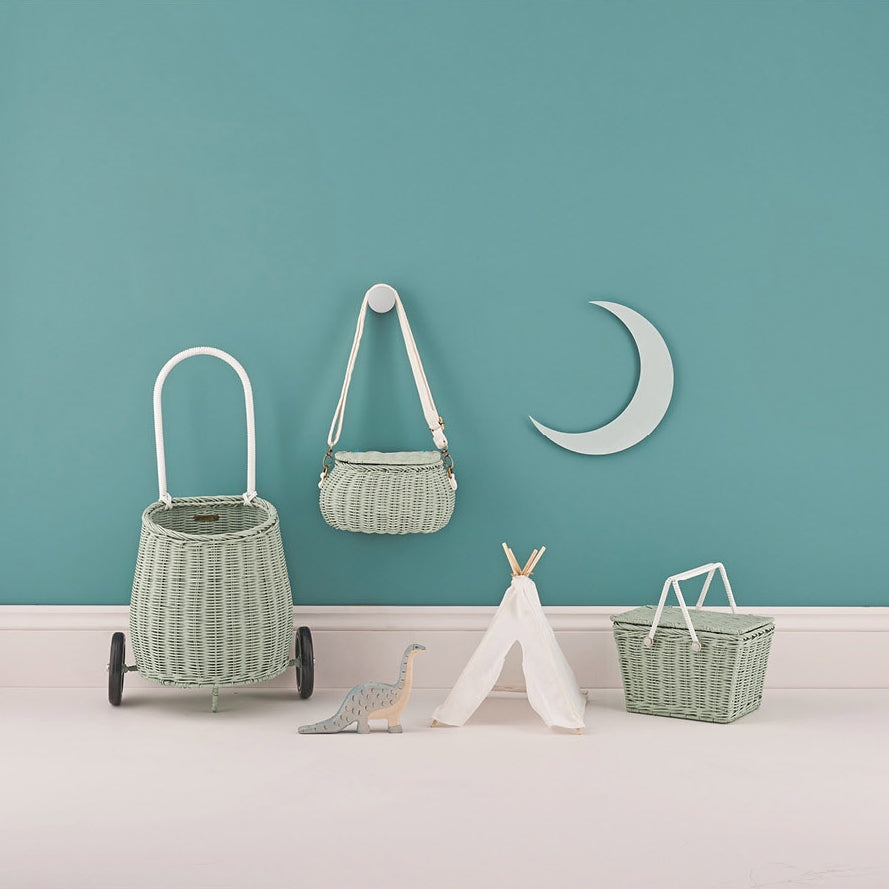Olli Ella | Minichari Bag | Mint