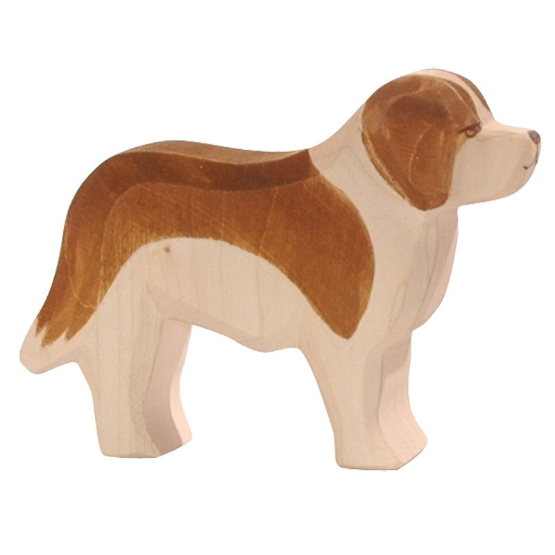 Ostheimer | Wooden Toy | St Bernard Dog