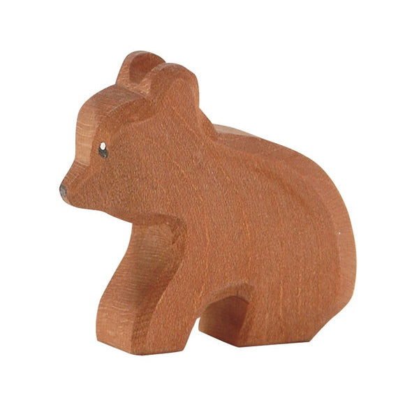 Ostheimer | Wooden Toy | Bear Small Sitting