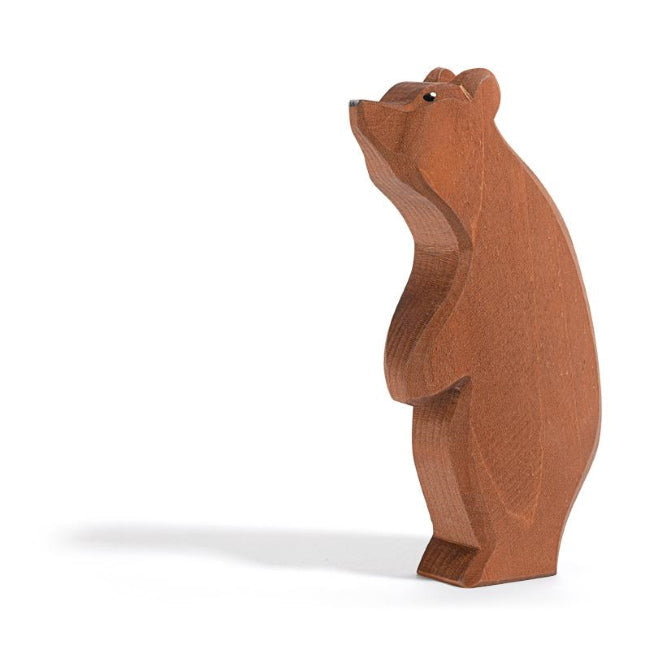 Ostheimer | Wooden Toy | Bear Standing Head High