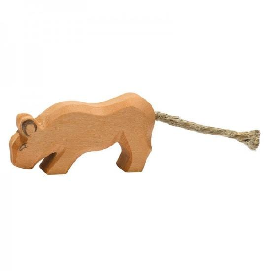 Ostheimer | Wooden Toy | Lion Small Head Low