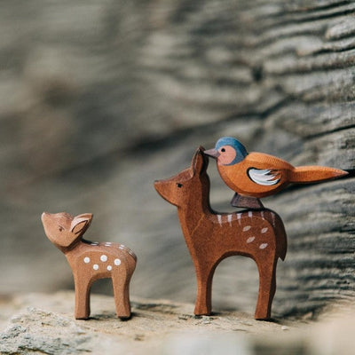 Ostheimer | Wooden Toy | Deer Small Head High