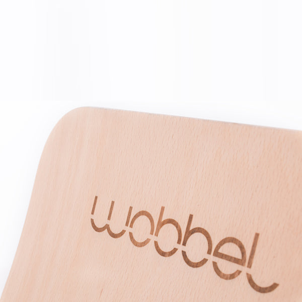 Original Lacquered Wobbel Balance Board