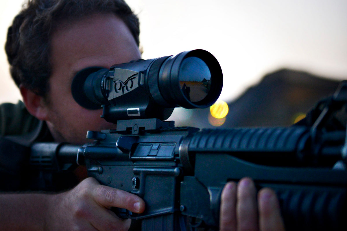 IDF Marksman Reviews Opgal Thermal Rifle Scope