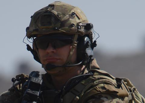 Why do modern tactical helmets need helmet covers?