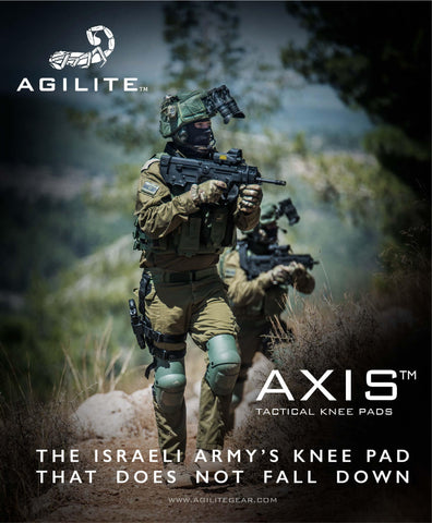 Axis knee pads