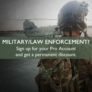 Sign up for you Military/Law Enforcement discount