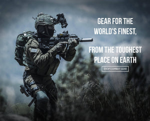Agilite Home Page Banner - Tactical Gear from the toughest place on earth