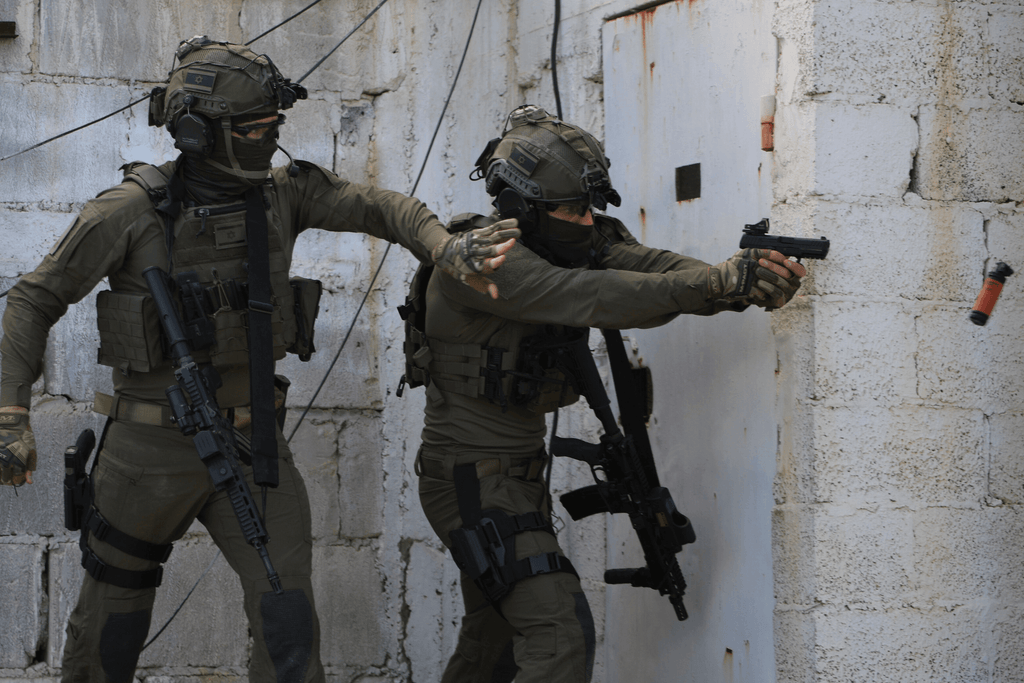 Sayeret Matkal Israel special forces