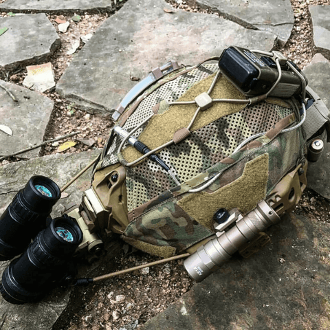 Top 6 reasons you need a tactical helmet cover