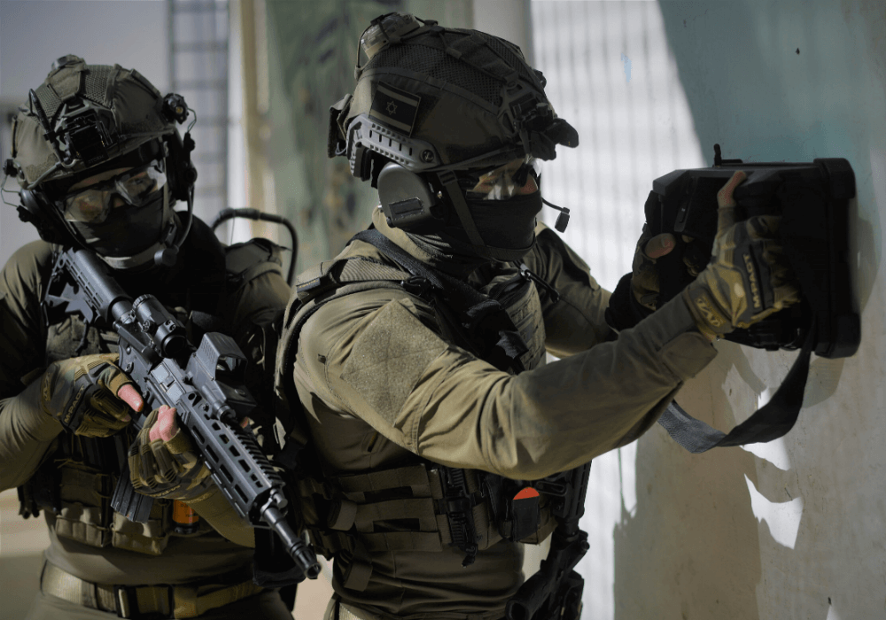 IDF Special forces