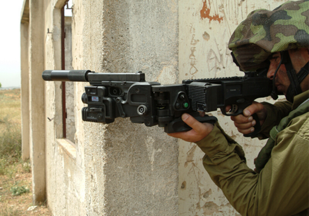 Israel tactical gear