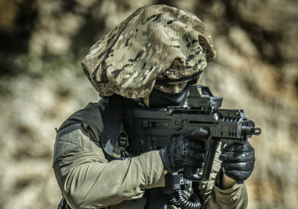 Israel special forces