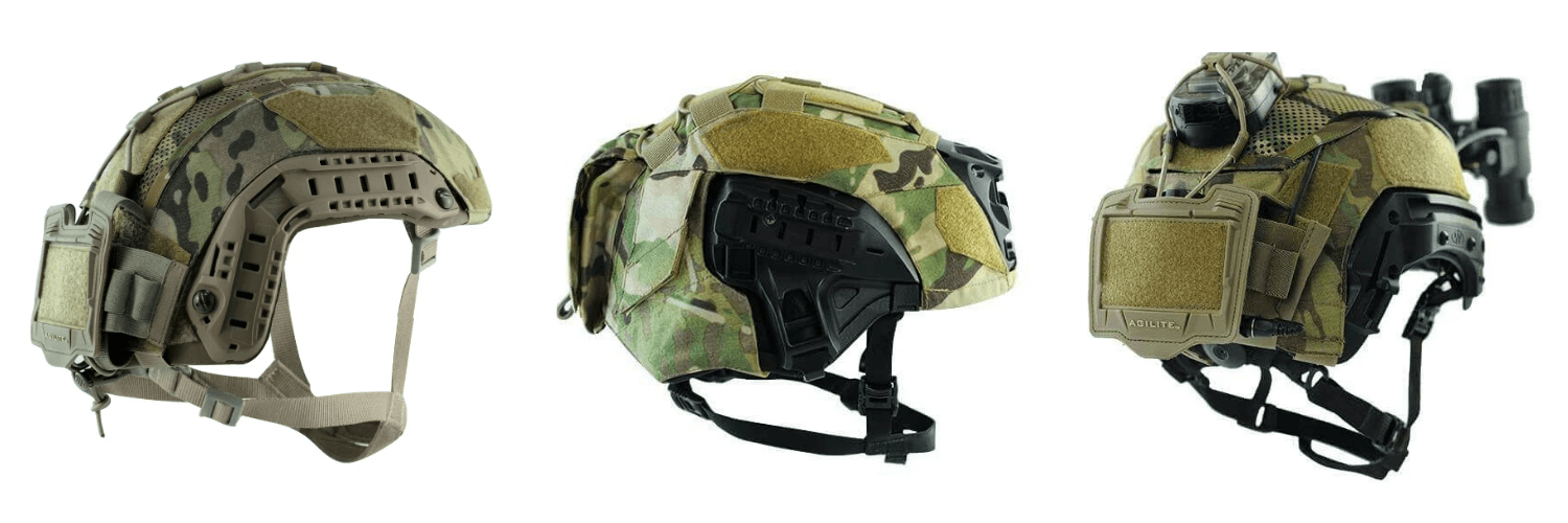 Ops core helmet cover