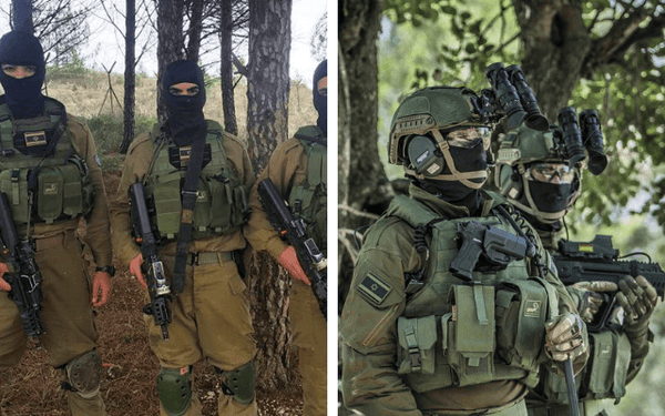 OD Green IDF Uniforms