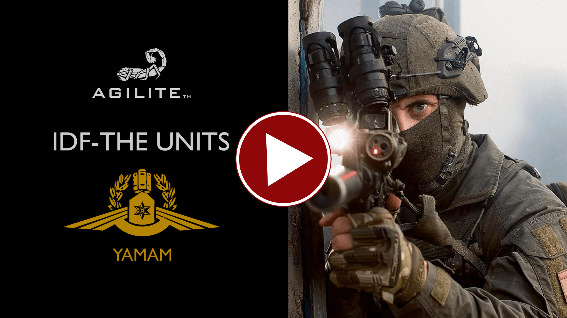 Yamam IDF Special Forces