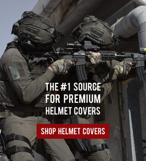 Tactical Helmet Covers