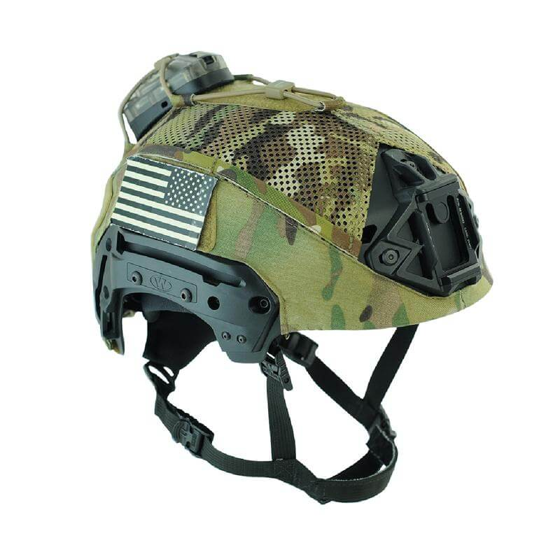 Team Wendy EXFIL Carbon/LTP Helmet Cover (2063482781765)