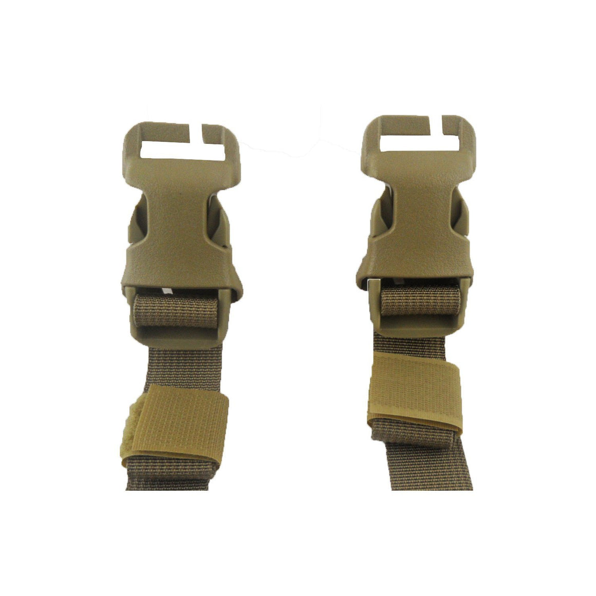 8042 hydration attach straps-coyote tan 3
