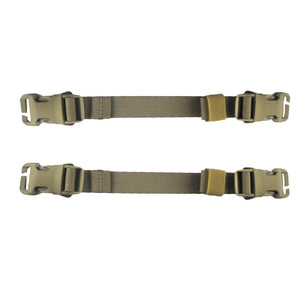 MOLLE Hydration Attach Straps, Coyote Tan,  - Agilite