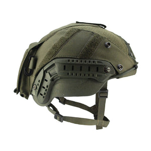 Ops Core Sentry XP Raptor Helmet Cover, Counterweight, Ranger Green - Agilite