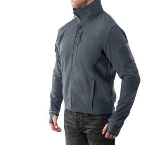 Battle Element™ Soft Shell Jacket - Wolf Grey, ,  - Agilite (8724687052)