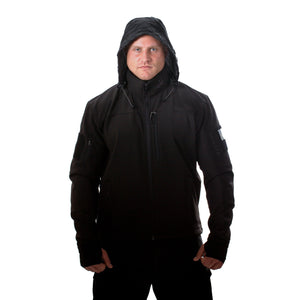 Battle Element™ Soft Shell Jacket-Black, ,  - Agilite