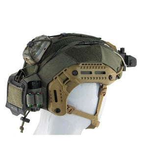 Mtek Flux Tactical Helmet Cover
