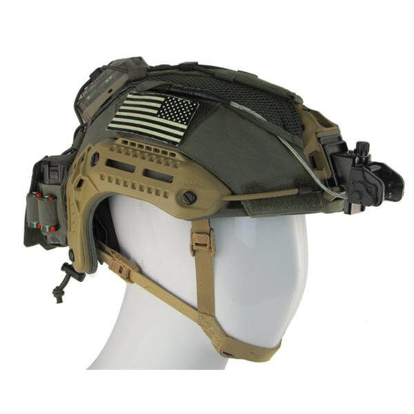 PTS Syndicate Mtek Flux Tactical Helmet Cover (1374122606661)