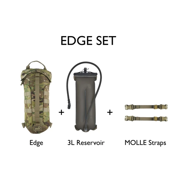 Edge - MOLLE 3L Hydration Set