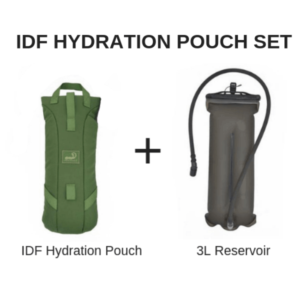 IDF Hydration Pouch Set