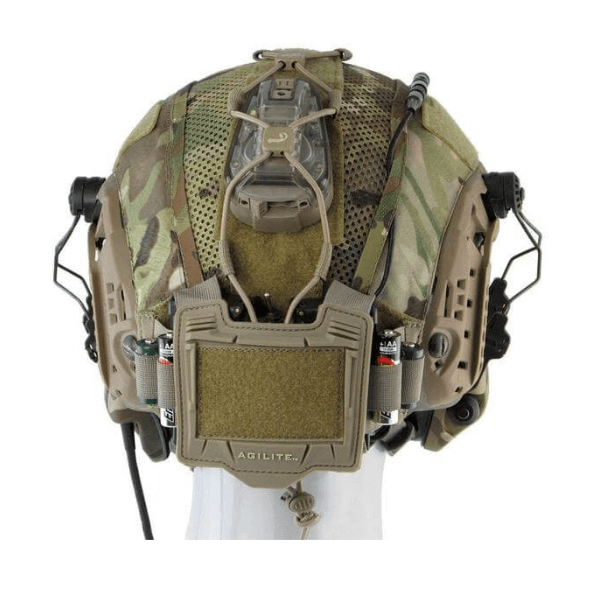 ops-core SF helmet cover