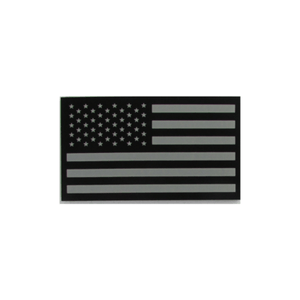 IR US Flag Patches