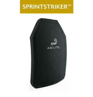 SprintStriker™ Level 3+ Rifle-Rated Stand Alone Body Armor (5341454696606)