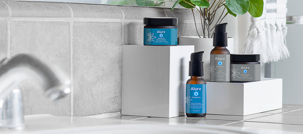 Alurx skin health products for sale to help you improve skinhealth