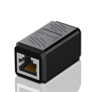 RJ45 Connector Cat7/6 Ethernet Adapter