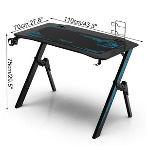 "43.3"" Professional  Gaming Table"