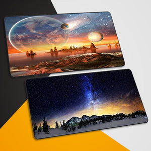 Star Mouse Pad Computer