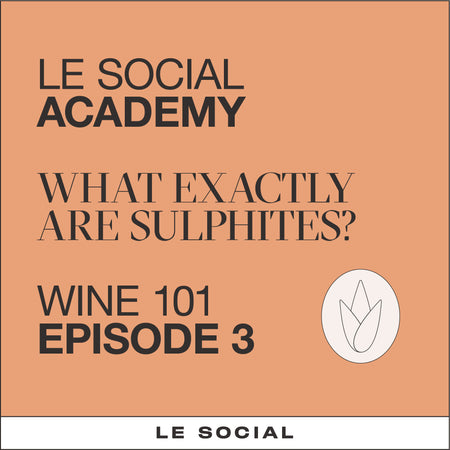 What exactly are sulphites?