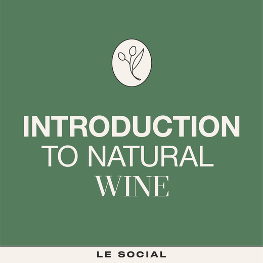Intro to Natural Wine